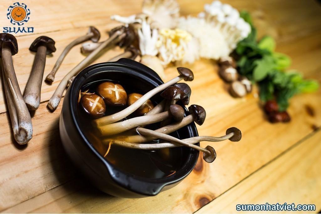 Nấm mối đen là món ăn ngon và bổ dưỡng