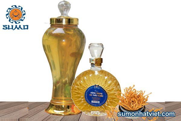 Rượu Đông trùng hạ thảo Sumo