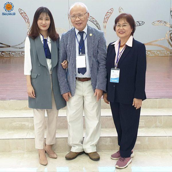 Cán bộ của Viện nghiên cứu sinh học Ứng dụng đã tham gia hội nghị Nấm Học Toàn Quốc lần thứ II