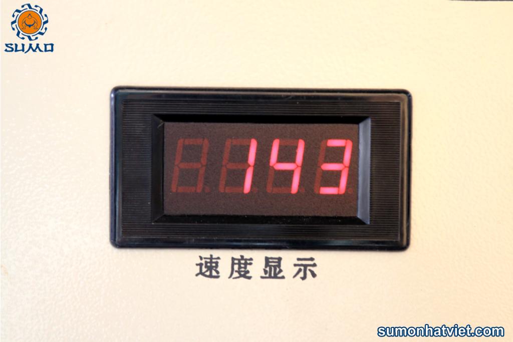 Đồng hồ hiển thị tốc độ lắc