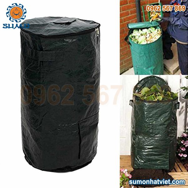 Túi ủ rác hữu cơ VBio