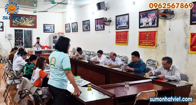 Hội thảo giữa Công ty Cổ phần SUMO Nhật Việt với Hội làm vườn và trang trại Thanh Hóa cùng Công ty Cổ phần Đầu tư Tuấn Tú