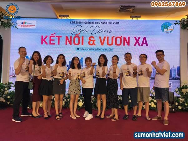 làm việc cùng các CEO, quản lý cấp cao của các doanh nghiệp giúp Sumo Nhật Việt
