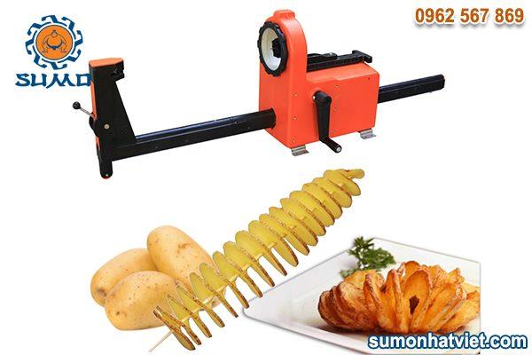 Dụng cụ cắt khoai tây lốc xoáy SUMO