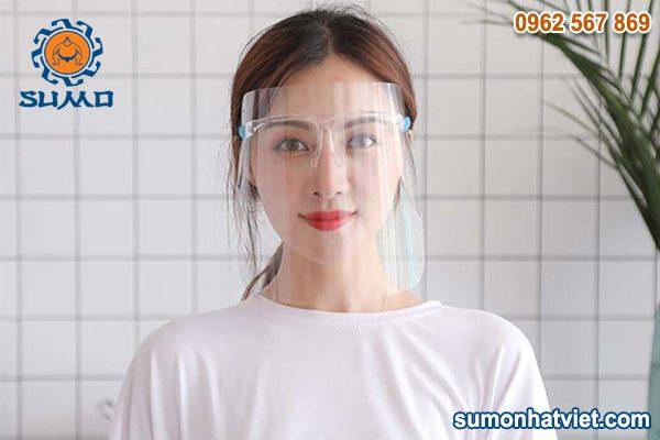 Kính che mặt chống giọt bắn SUMO