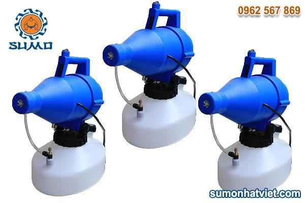 Combo 3 máy phun sương khử khuẩn SUMO (1 đầu phun)